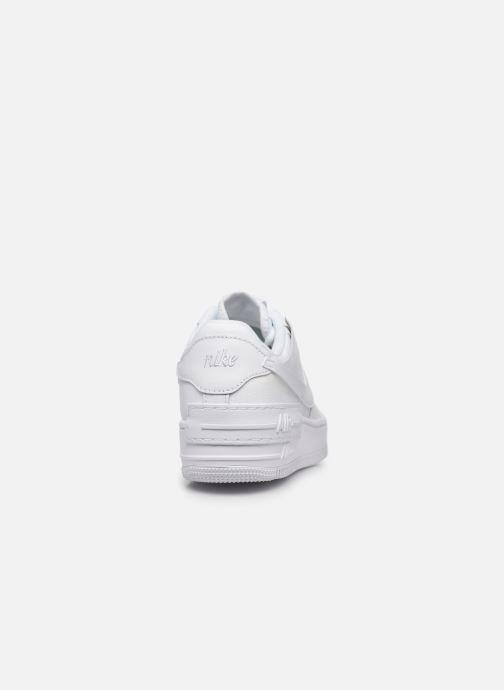 Baskets Nike W Af1 Shadow Blanc vue droite