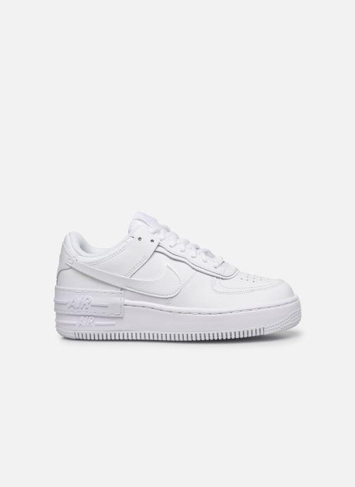 Sneakers Nike W Af1 Shadow Wit achterkant