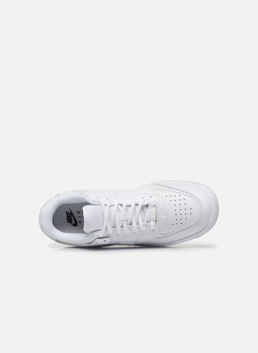 Baskets Nike W Af1 Shadow Blanc vue gauche