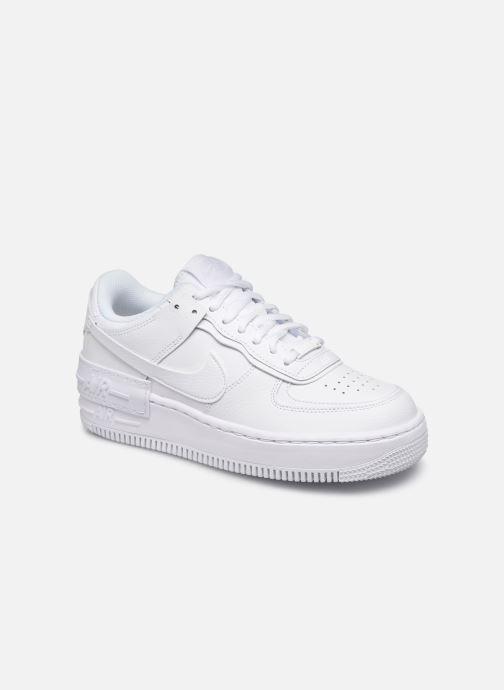 Baskets Nike W Af1 Shadow Blanc vue détail/paire