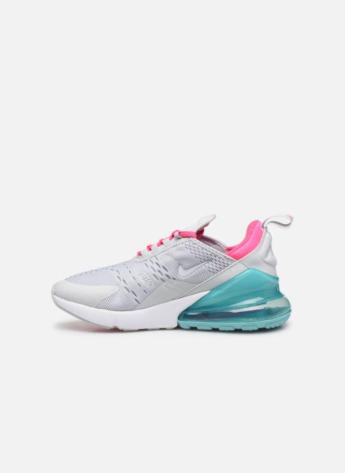 Sneaker Nike W Nike Air Max 270 grau ansicht von vorne