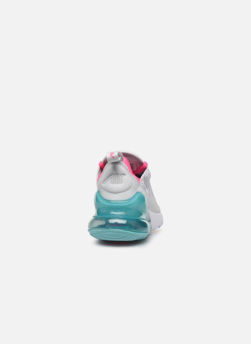 Sneaker Nike W Nike Air Max 270 grau ansicht von rechts