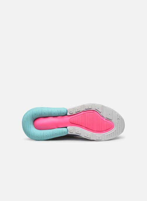 Sneakers Nike W Nike Air Max 270 Grigio immagine dall'alto