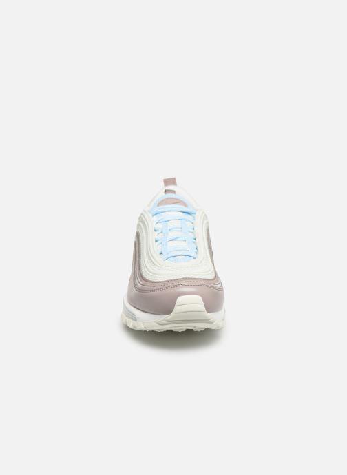 Sneaker Nike W Nike Air Max 97 weiß schuhe getragen