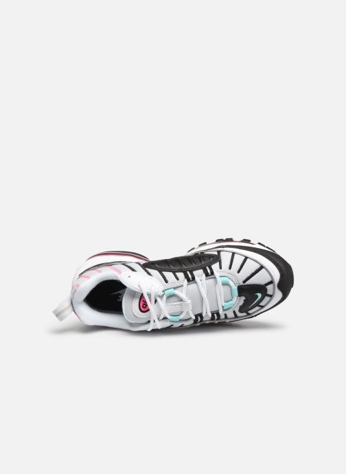 Sneakers Nike Women'S Nike Air Max 98 Shoe Bianco immagine sinistra