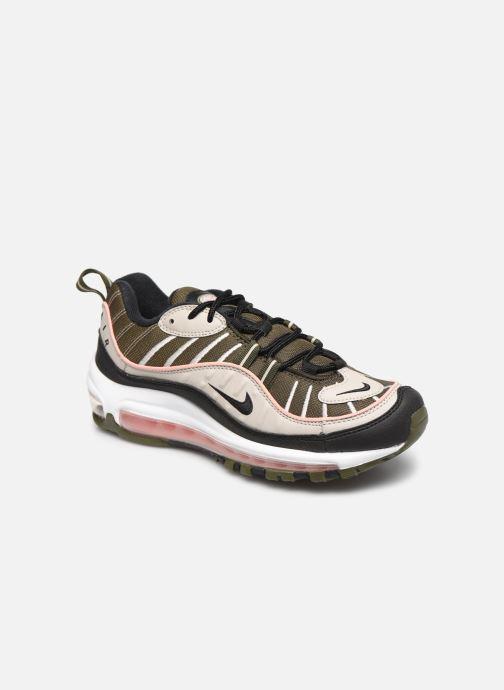 Deportivas Nike Women'S Nike Air Max 98 Shoe Multicolor vista de detalle / par