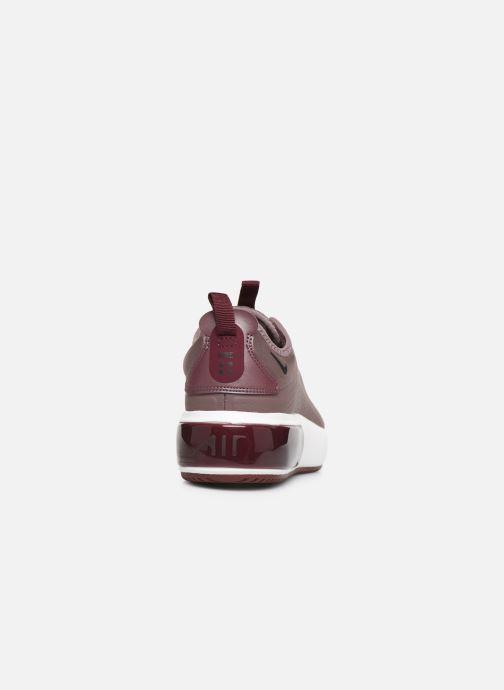 Baskets Nike Nike Air Max Dia Violet vue droite