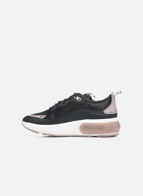 Sneakers Nike Nike Air Max Dia Zwart voorkant