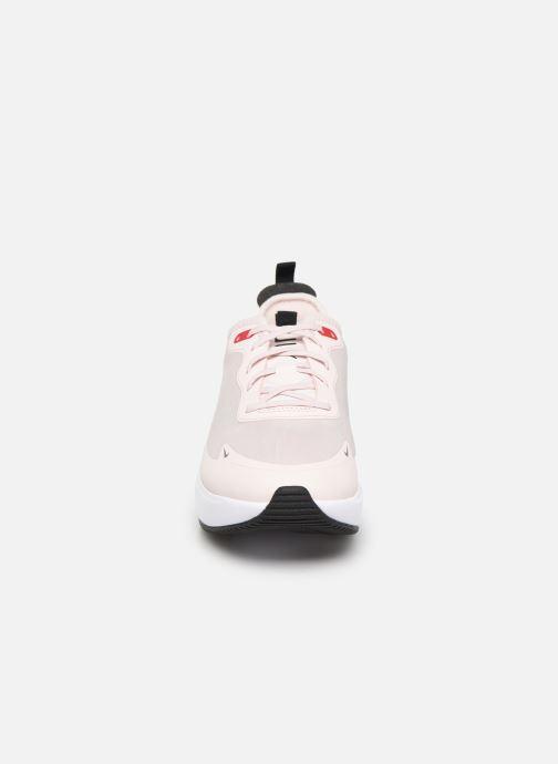 Baskets Nike Nike Air Max Dia Rose vue portées chaussures
