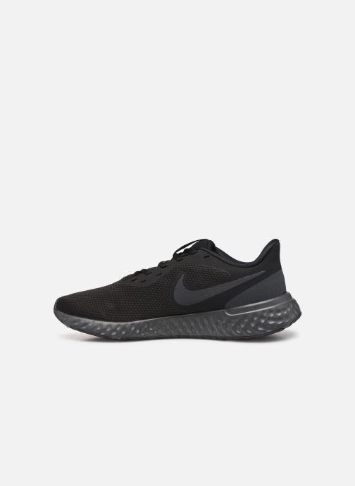 Sneakers Nike Nike Revolution 5 Svart bild från framsidan