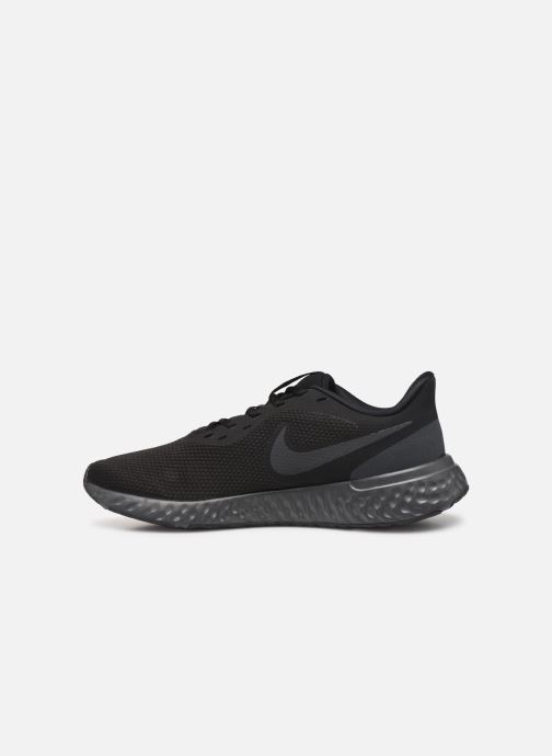 Sneakers Nike Nike Revolution 5 Nero immagine frontale