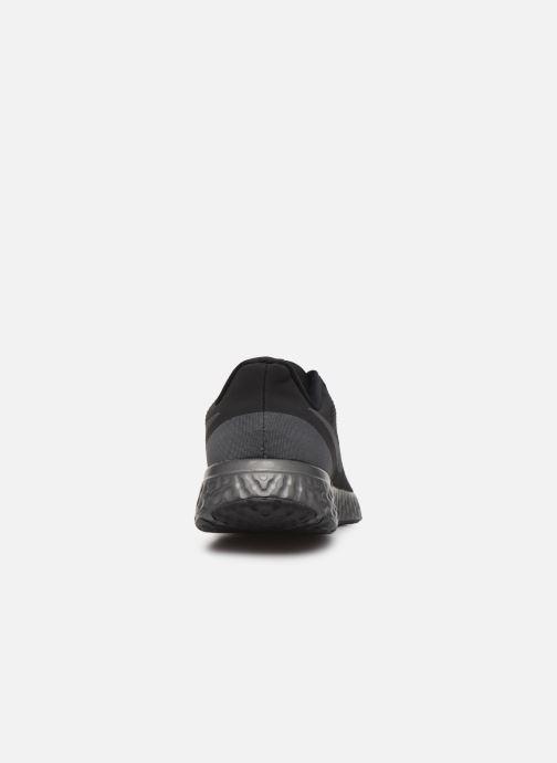 Sneaker Nike Nike Revolution 5 schwarz ansicht von rechts