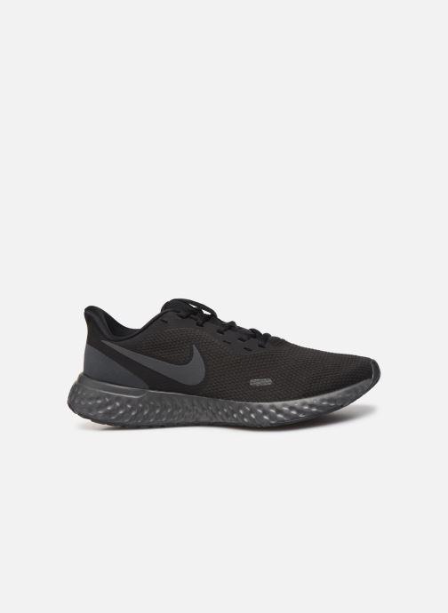 Sneaker Nike Nike Revolution 5 schwarz ansicht von hinten
