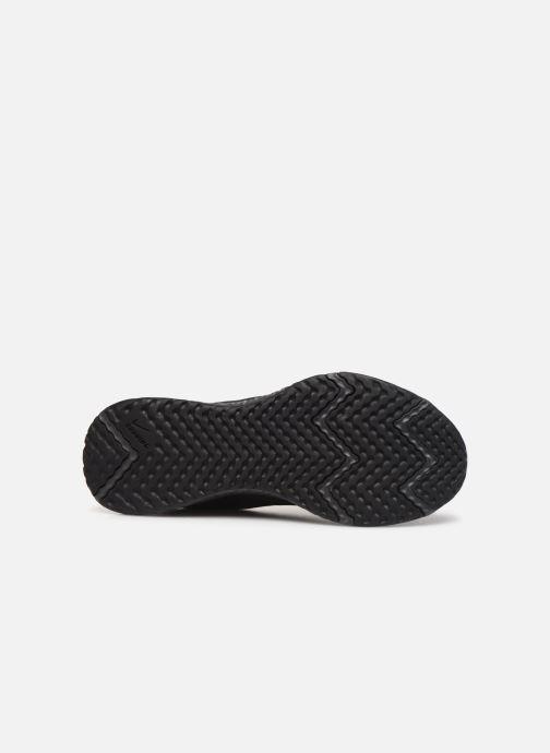 Sneaker Nike Nike Revolution 5 schwarz ansicht von oben