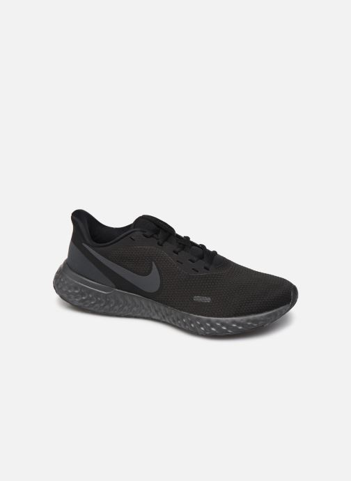 Sneakers Nike Nike Revolution 5 Svart detaljerad bild på paret