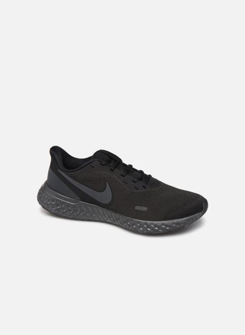 Sneaker Nike Nike Revolution 5 schwarz detaillierte ansicht/modell
