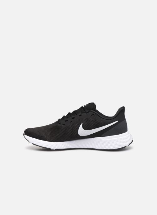 Trainers Nike Nike Revolution 5 Black front view