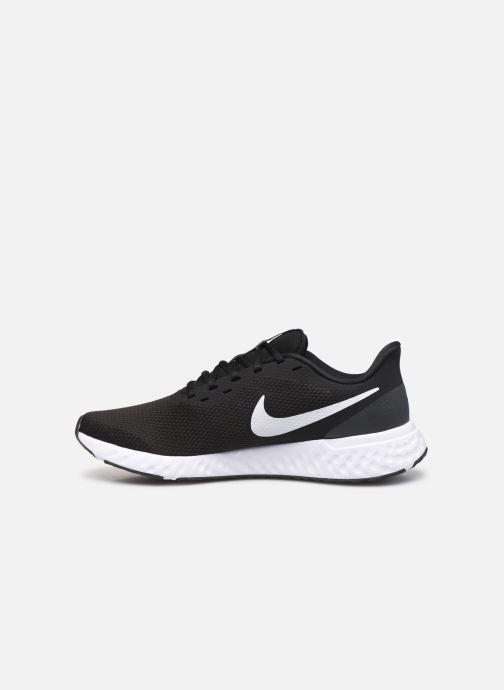 Sneakers Nike Nike Revolution 5 Zwart voorkant