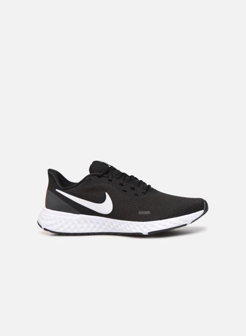 Sneakers Nike Nike Revolution 5 Zwart achterkant