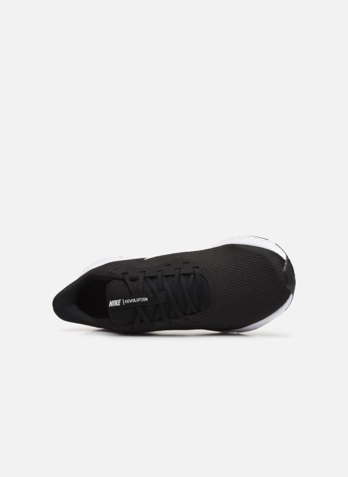 Trainers Nike Nike Revolution 5 Black view from the left