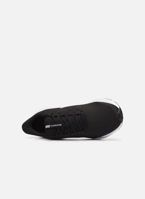 Deportivas Nike Nike Revolution 5 Negro vista lateral izquierda