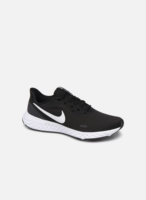 Trainers Nike Nike Revolution 5 Black detailed view/ Pair view