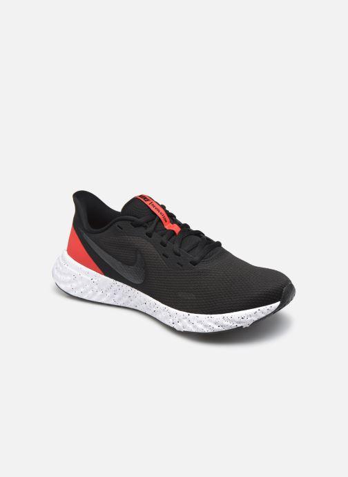 Baskets Nike Nike Revolution 5 Noir vue détail/paire