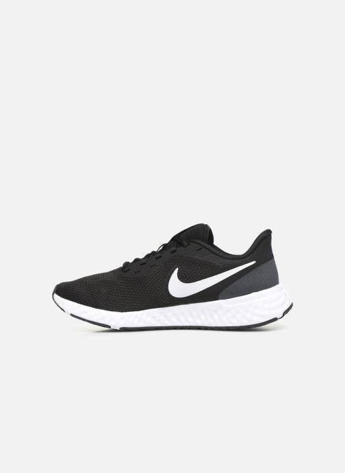 Sneakers Nike Wmns Nike Revolution 5 Zwart voorkant