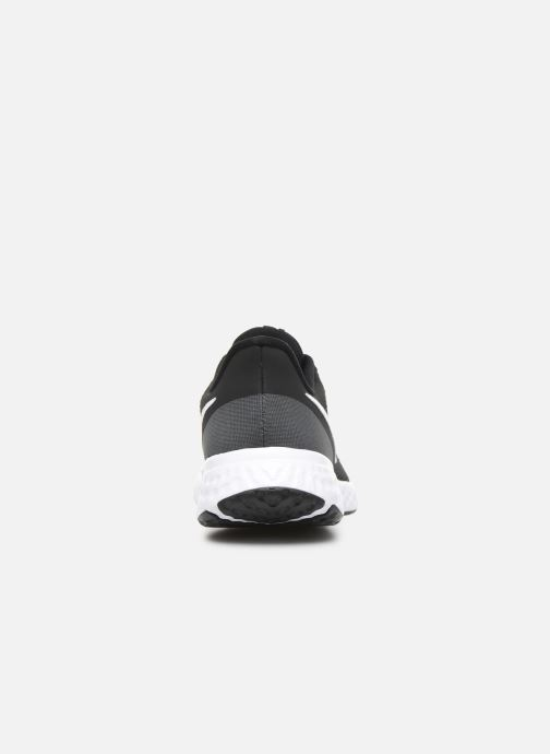 Trainers Nike Wmns Nike Revolution 5 Black view from the right