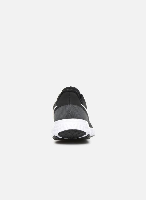 Sneakers Nike Wmns Nike Revolution 5 Zwart rechts