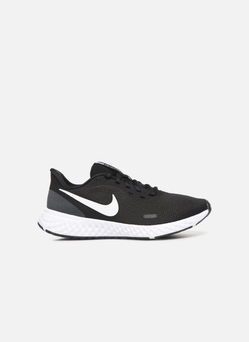 Sneakers Nike Wmns Nike Revolution 5 Zwart achterkant