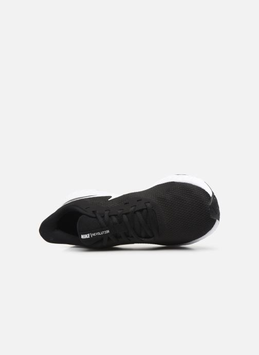 Trainers Nike Wmns Nike Revolution 5 Black view from the left