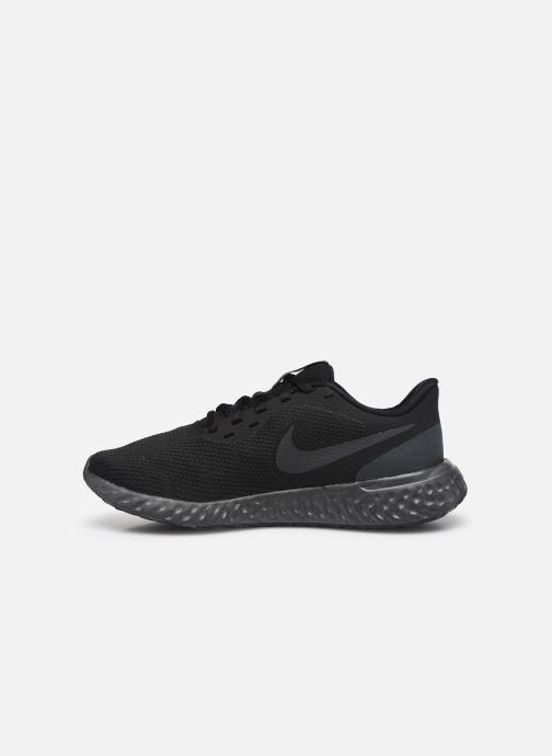 Deportivas Nike Wmns Nike Revolution 5 Negro vista de frente
