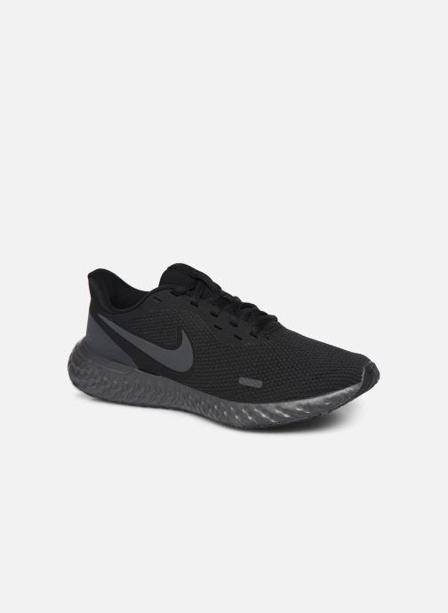 Baskets Nike Wmns Nike Revolution 5 Noir vue détail/paire