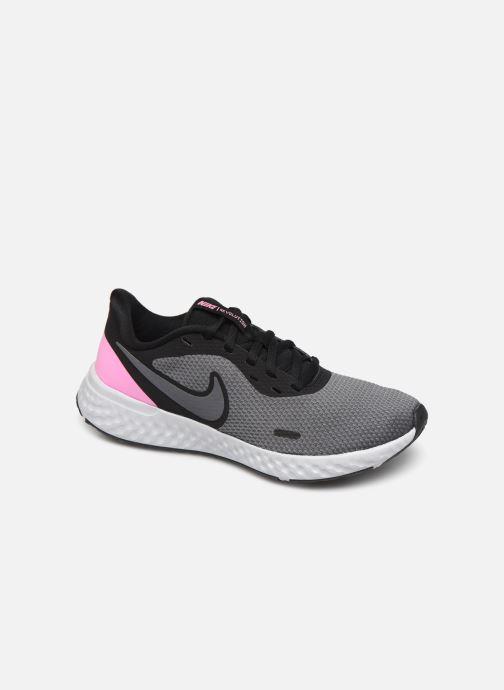 Sneaker Nike Wmns Nike Revolution 5 schwarz detaillierte ansicht/modell