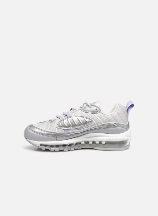 Baskets Nike W Air Max 98 Se Gris vue face