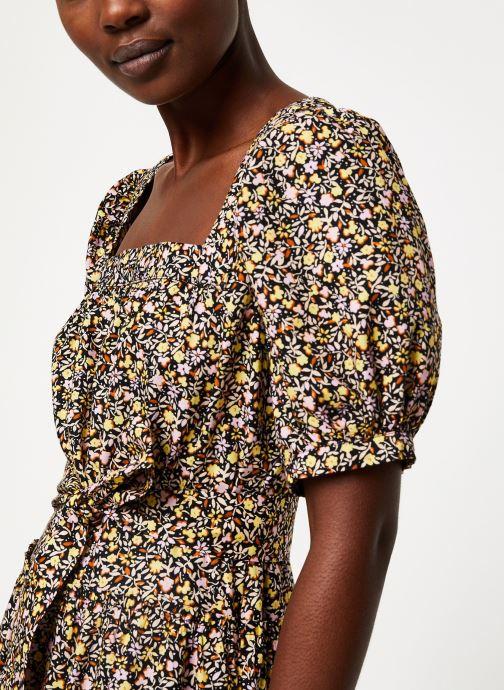 Vêtements Free People HEARTLANDS MAXI Noir vue face