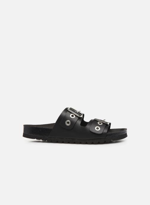 Mules & clogs Vero Moda Vmlaura Leather Sandal Black back view