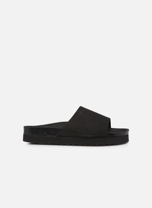 Zoccoli Vero Moda Vmmolly Leather Sandal Nero immagine posteriore