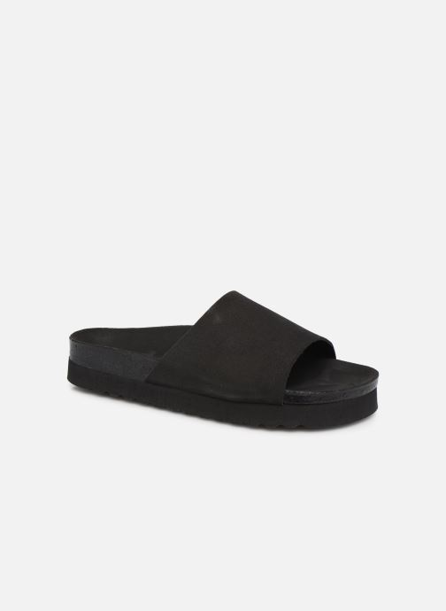 Mules & clogs Vero Moda Vmmolly Leather Sandal Black detailed view/ Pair view