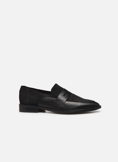 Mocassini Vero Moda Vmtrine Leather Loafer Nero immagine posteriore