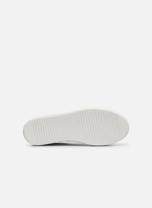 Deportivas Vero Moda Vmana Leather Sneaker Wide Blanco vista de arriba