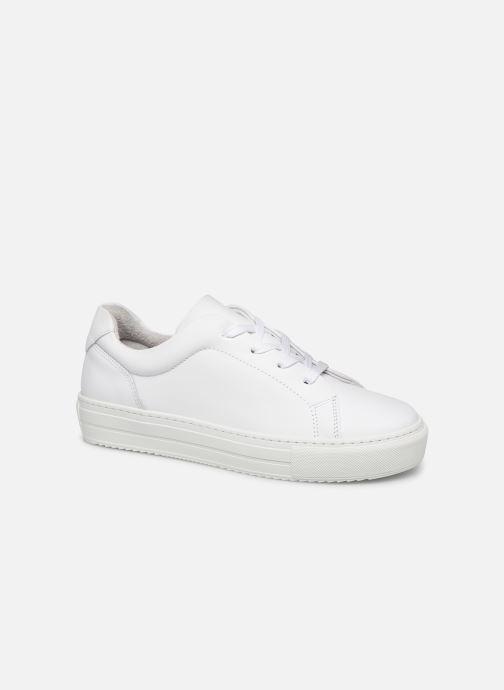 Deportivas Vero Moda Vmana Leather Sneaker Wide Blanco vista de detalle / par