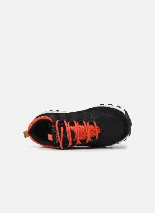 Sneakers Pepe jeans Arcade Trekking Nero immagine sinistra