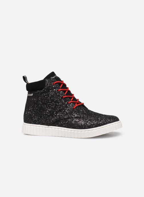 Sneakers Pepe jeans Taylor Glitter Nero immagine posteriore