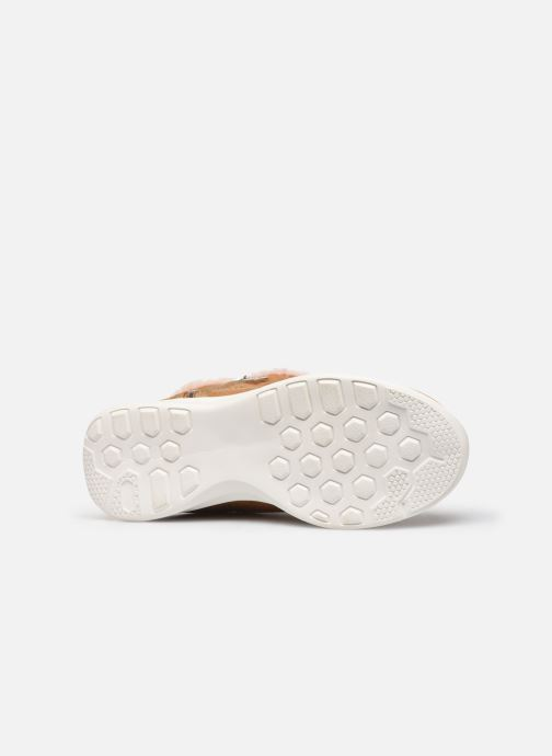 Støvler & gummistøvler Pepe jeans Amanda Boot Zip Brun se foroven