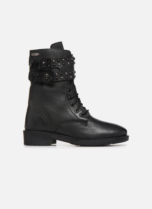 Bottines et boots Pepe jeans Maddox Army Noir vue derrière