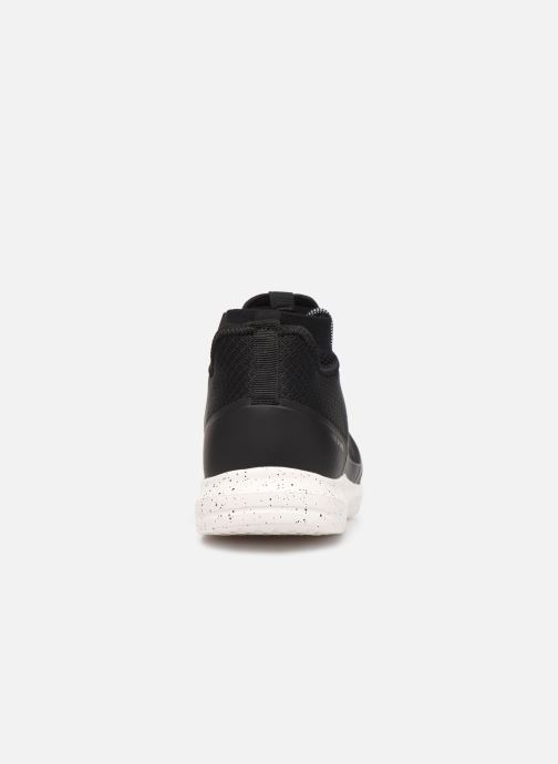 Sneakers Pepe jeans Wade Knitsock Nero immagine destra
