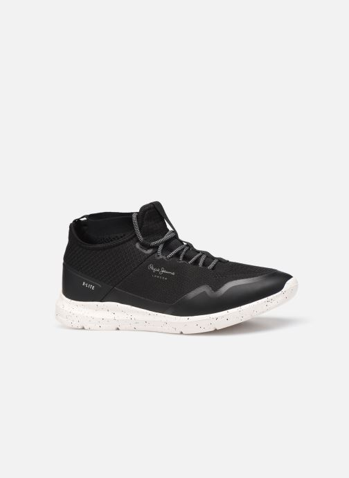 Sneakers Pepe jeans Wade Knitsock Nero immagine posteriore
