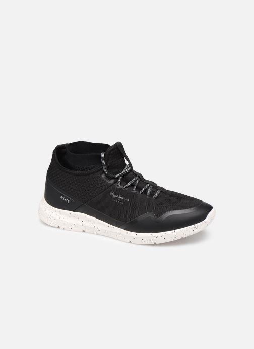 Sneakers Pepe jeans Wade Knitsock Nero vedi dettaglio/paio